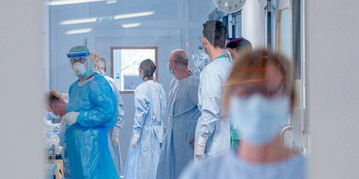 Enfermo de coronavirus puso en riesgo a personas por visitar a esposa que iba a dar a luz