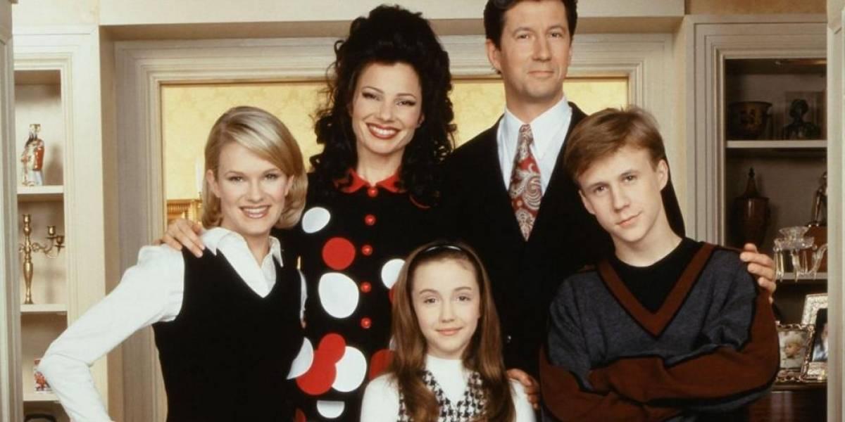 """26 años después, el elenco de """"La Niñera"""" se reúnen en un episodio especial"""