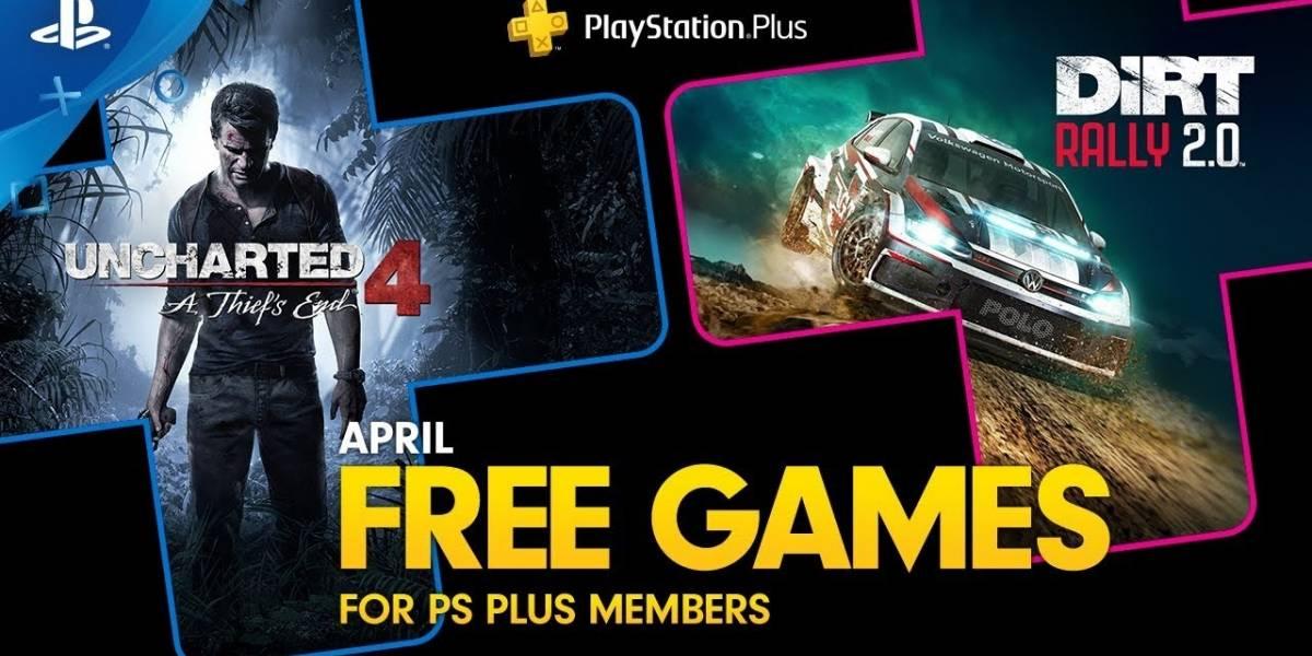 PlayStation Plus: Confira os jogos gratuitos do mês de abril