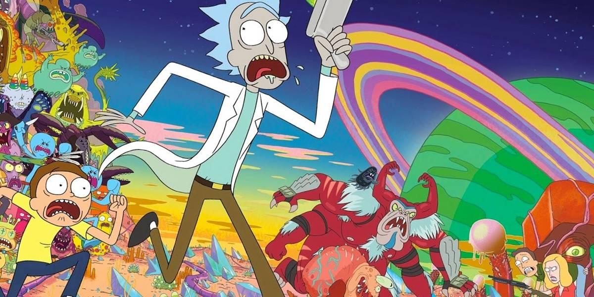 Rick and Morty confirma estreno de últimos episodios de su cuarta temporada