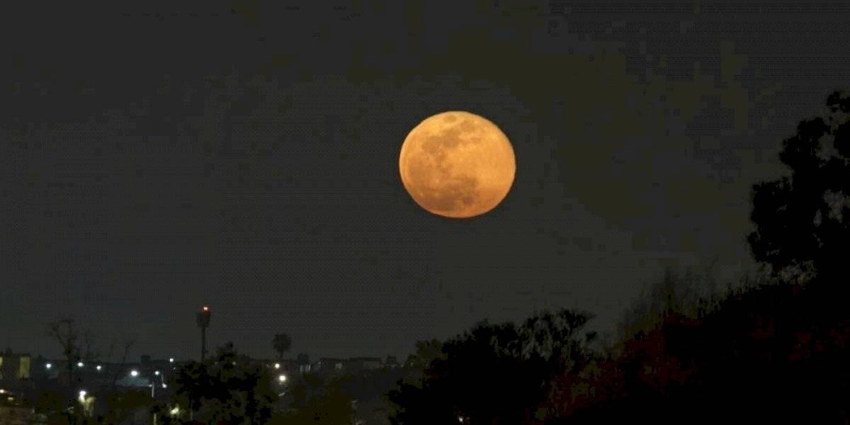 Súper Luna Rosa de abril 2020: cuándo y dónde verla