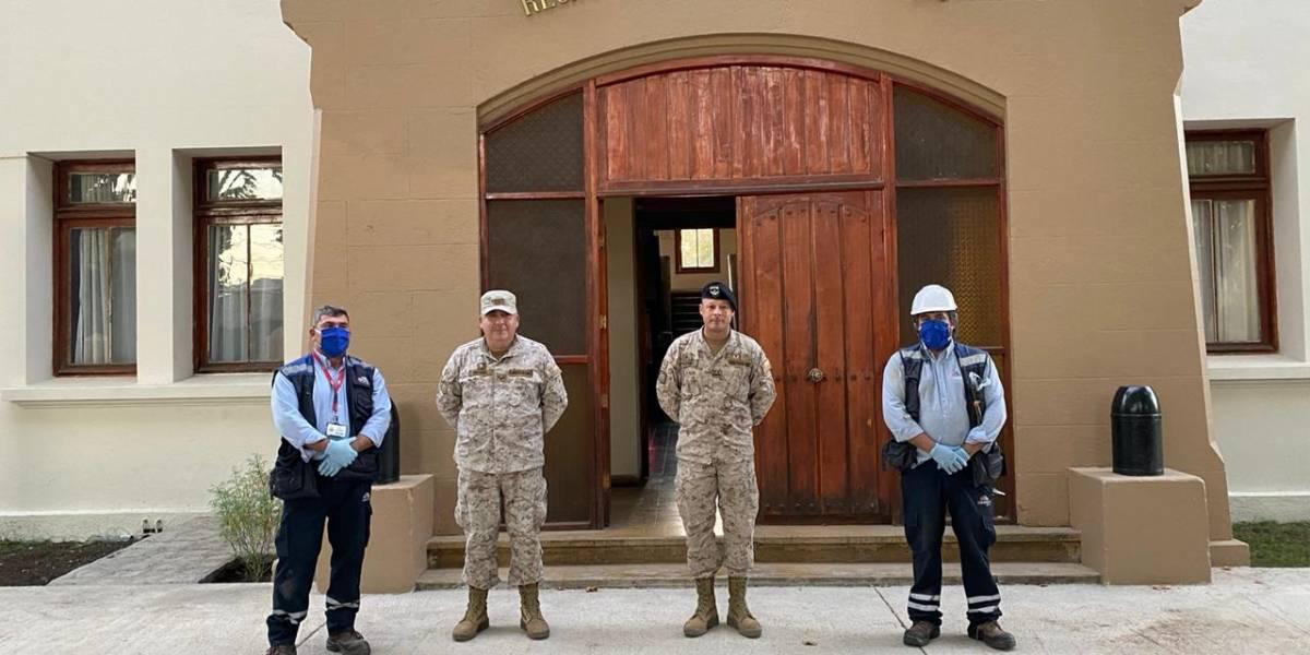 Mundo entregó conectividad gratis y por siempre a Regimiento N°16 de Talca