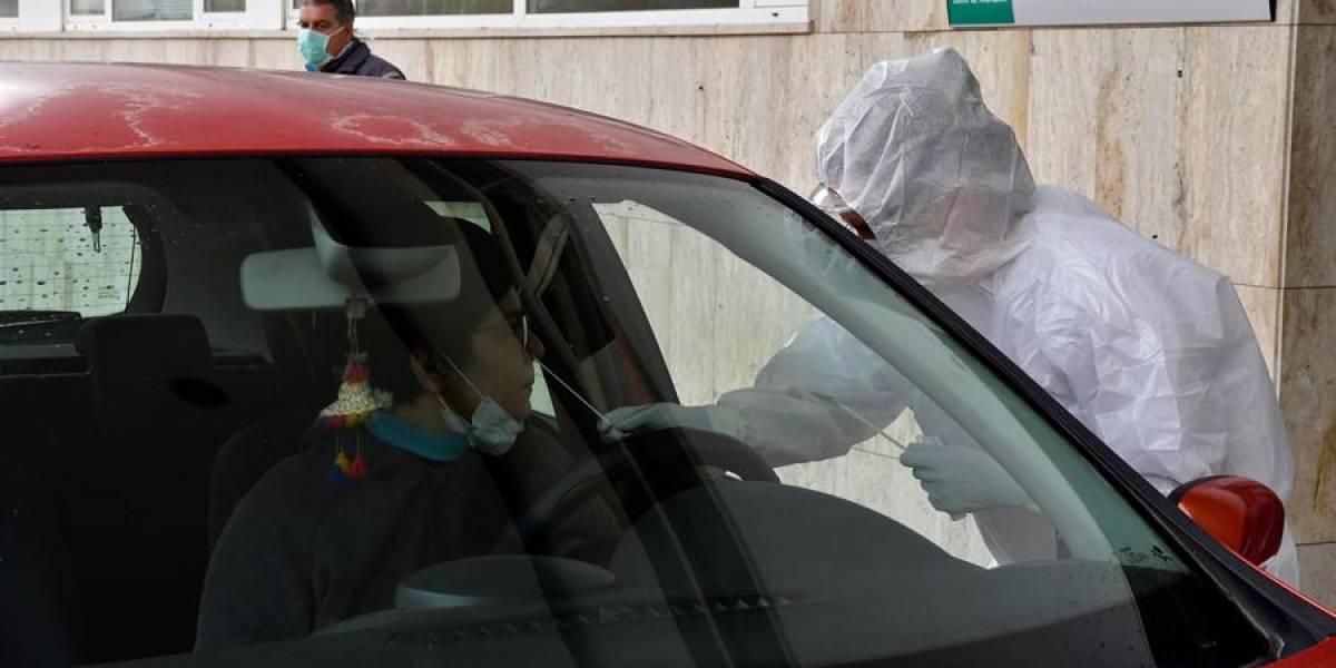 Pruebas de coronavirus en el carro: la propuesta de un concejal para Bogotá