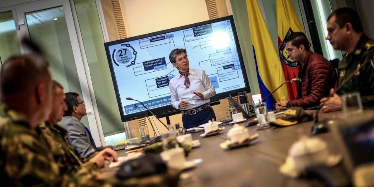 Sube la violencia intrafamiliar, pero bajan los demás delitos en Bogotá
