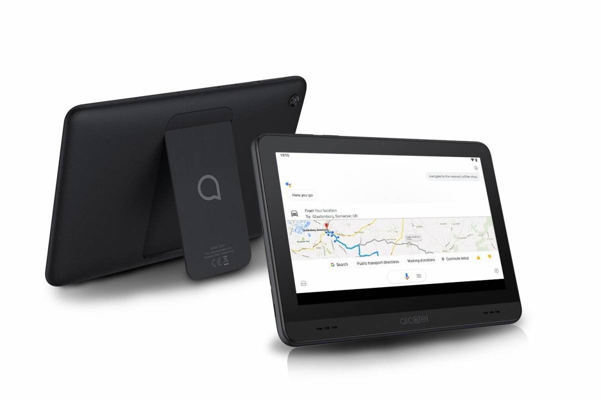 Alcatel presenta la Smart Tab 7 ideal para el hogar | Publimetro ...