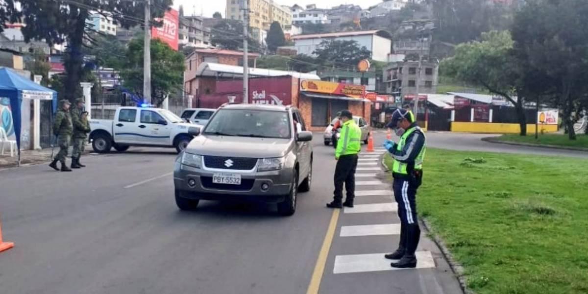 Los sectores de Quito con más de 200 casos de COVID-19