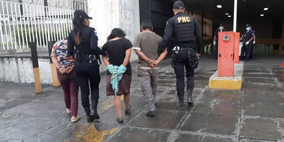 Procesan a implicados en ataque armado que dejó a una bebé fallecida