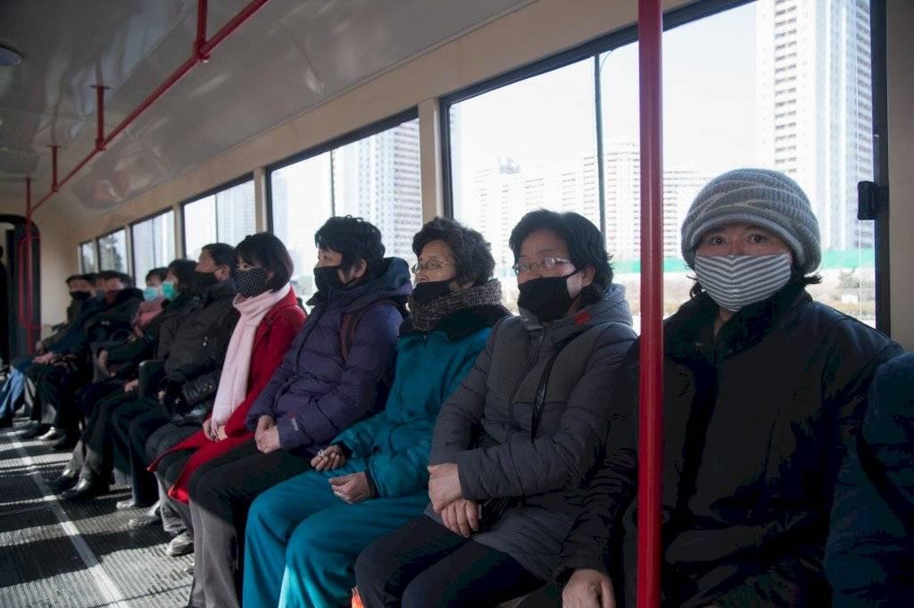 Coronavirus en Corea del Norte