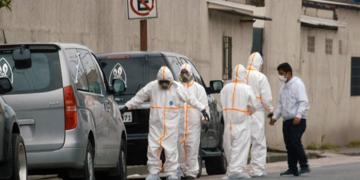Ecuador suspende la jornada laboral por pandemia de coronavirus