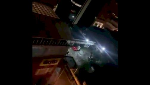 Explosiones en varios puntos de Bogotá prendieron las alarmas en la madrugada