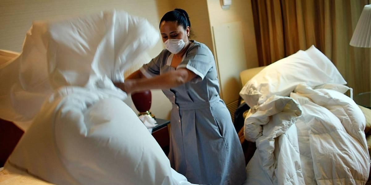 Hoteles en la CDMX cierran sus puertas ante pandemia por Covid-19