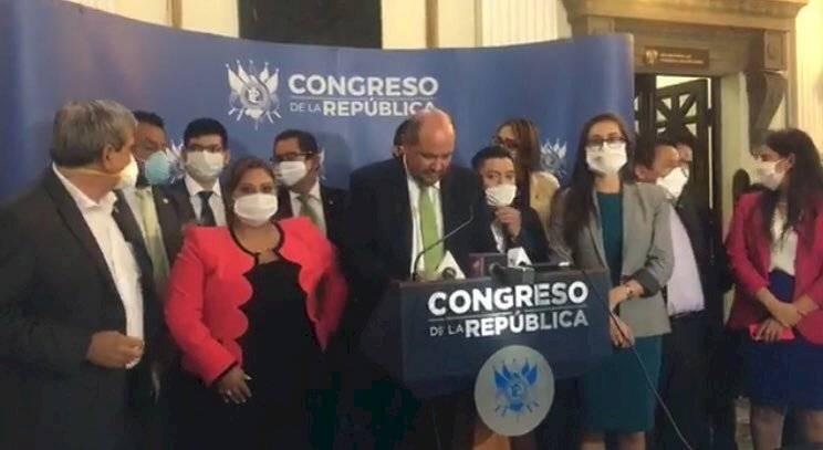 diputados presentan iniciativas para atender emergencia por coronavirus