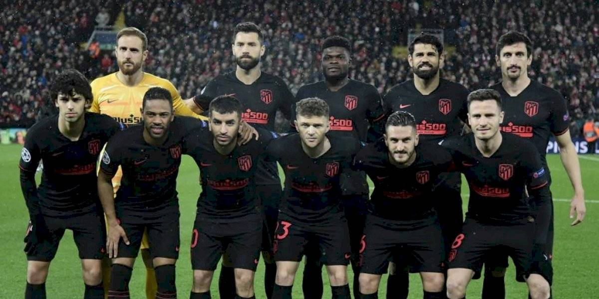 COVID-19: Jugadores del Atlético de Madrid siguen los pasos del Barcelona