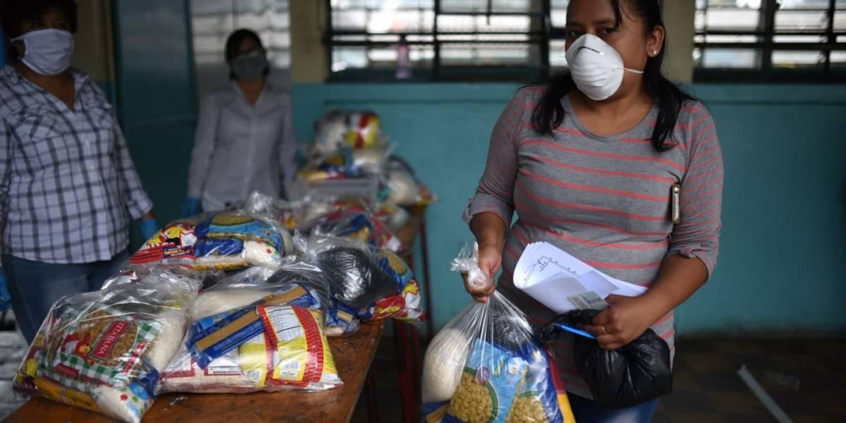 Publican reglamento para entrega de alimentos y cupones por emergencia del Covid-19