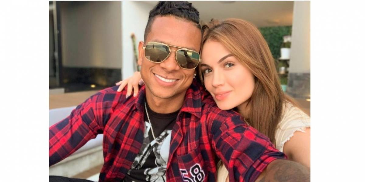 ¿Sara Uribe y Fredy Guarín pasaron la noche juntos? Una foto los pondría en evidencia