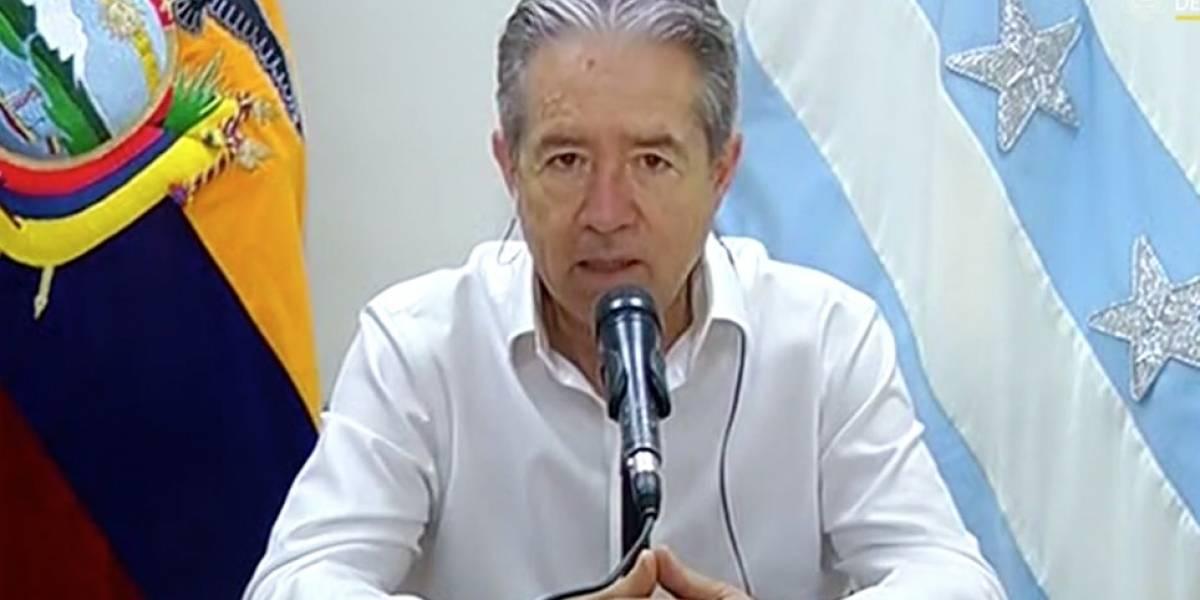"""Juan Carlos Zevallos: """"Hemos designado hospitales únicos para pacientes COVID-19"""""""