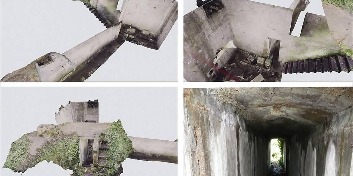 Arqueólogos británicos descubrieron el insólito destino de un túnel en un campo de concentración nazi