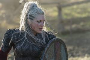 Actriz de la serie Vikings regresa en un nuevo thriller de acción