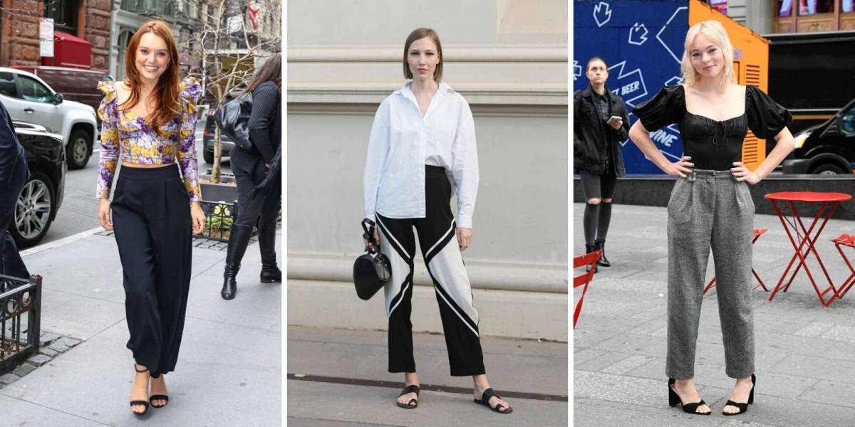 Como usar calça de cintura alta de acordo com seu tipo de corpo