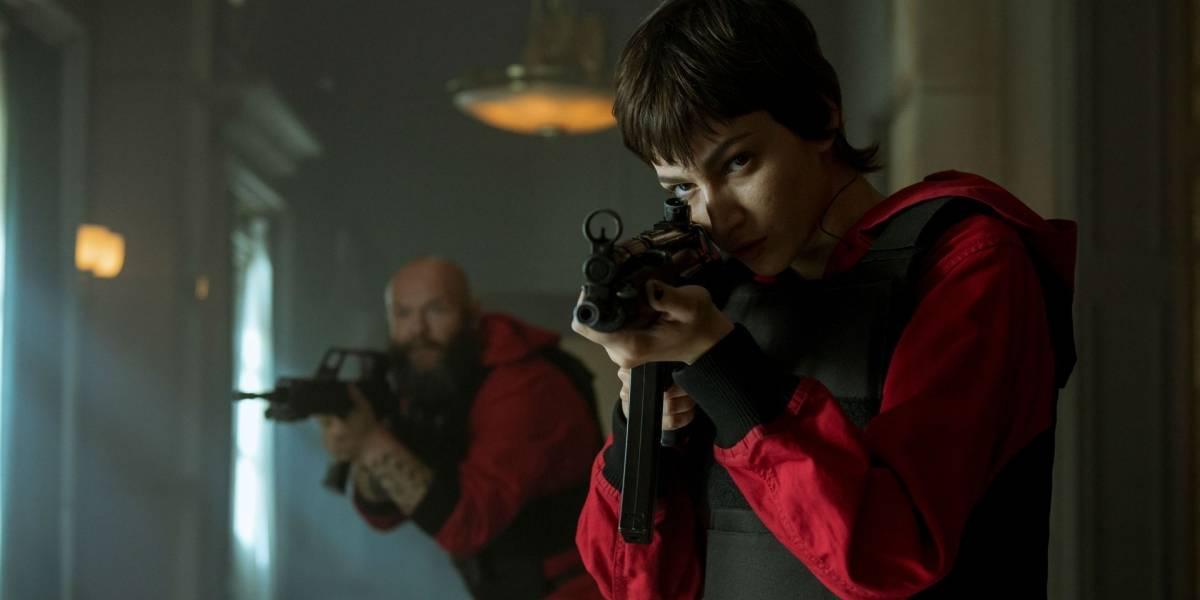 'La Casa de Papel': Na 4ª temporada, quadrilha enfrenta inimigos internos e externos
