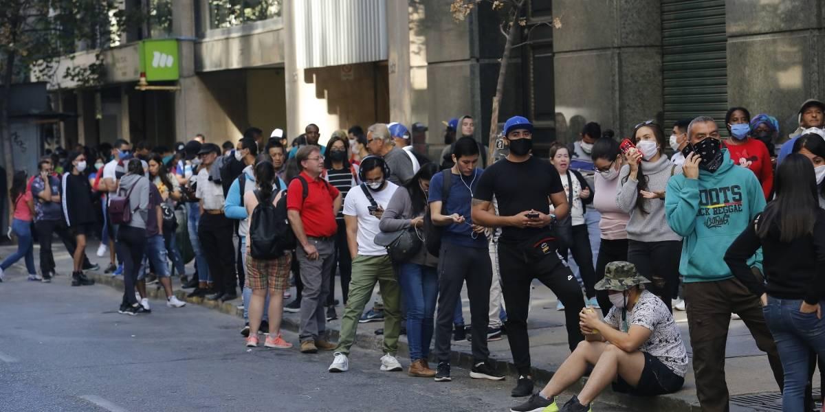 Escalofriante dato: van 460 mil trabajadores afectos a la ley de Protección del Empleo