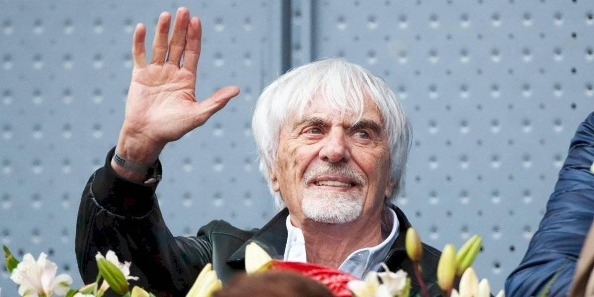 ¡Nunca es tarde! Reconocido ex presidente de la F1 será padre a los 89 años