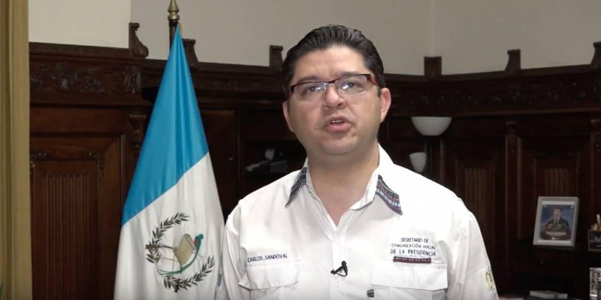 VIDEO. Gobierno asegura que el audio sobre toque de queda de 24 horas es falso