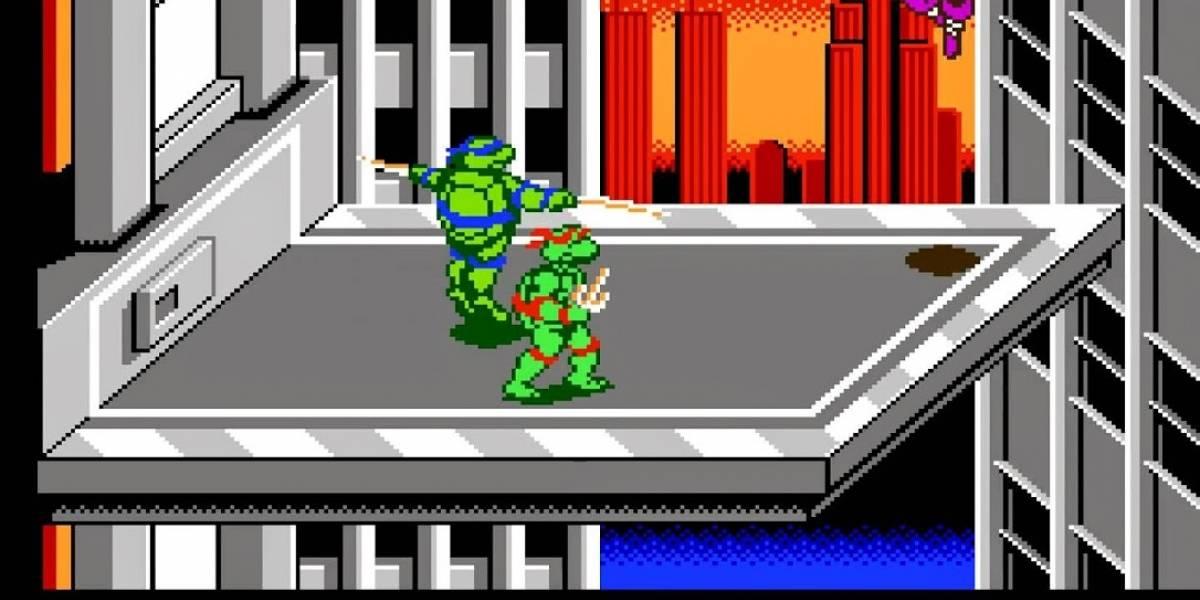 Teenage Mutant Ninja Turtles III: The Manhattan Project: recordamos este título en un nuevo Retro-Bit de Mundo Bizarro