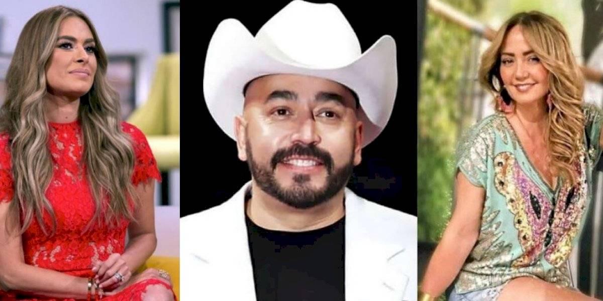 VIDEO. Lupillo Rivera insulta a Galilea Montijo y a Andrea Legarreta
