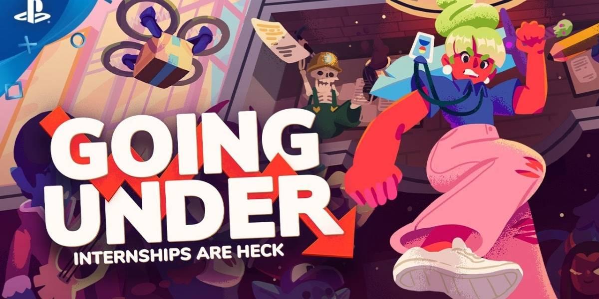 Game Going Under chega ao PS4 em setembro deste ano