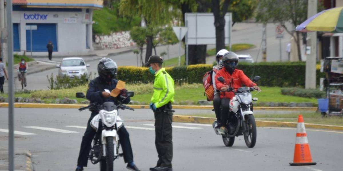 Así quedan las nuevas restricciones vehiculares desde el 6 de abril