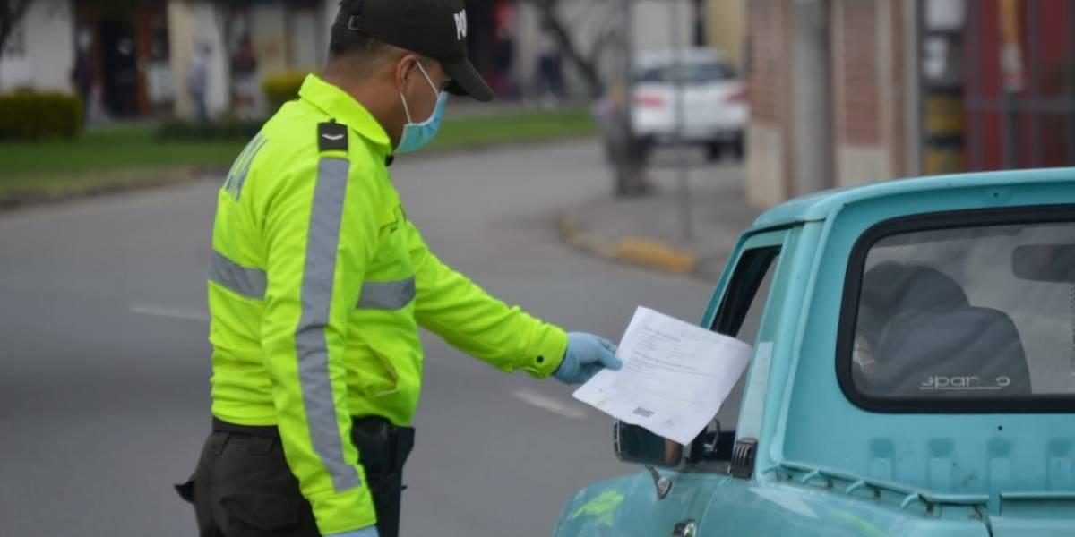 ¿Qué vehículos pueden circular los domingos 6 y 13 de septiembre?