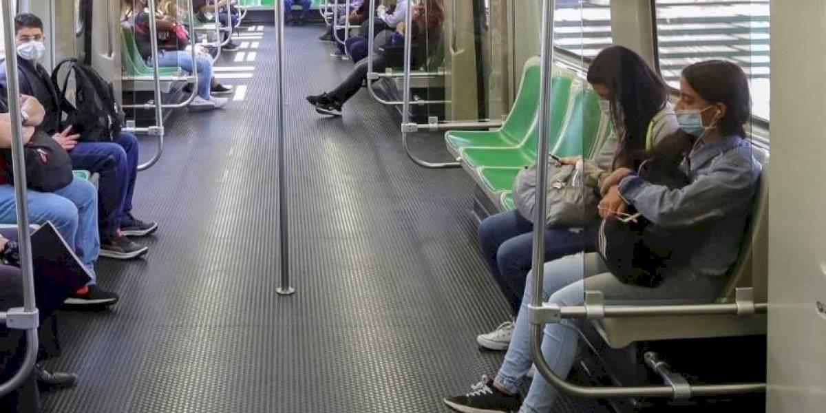 Autorizaron el aumento de ocupación en el sistema Metro de Medellín