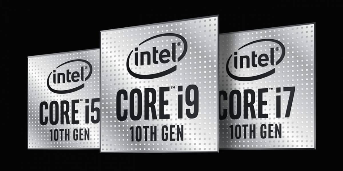 Intel presenta la 10ª generación de procesadores Core Serie H para equipos portátiles