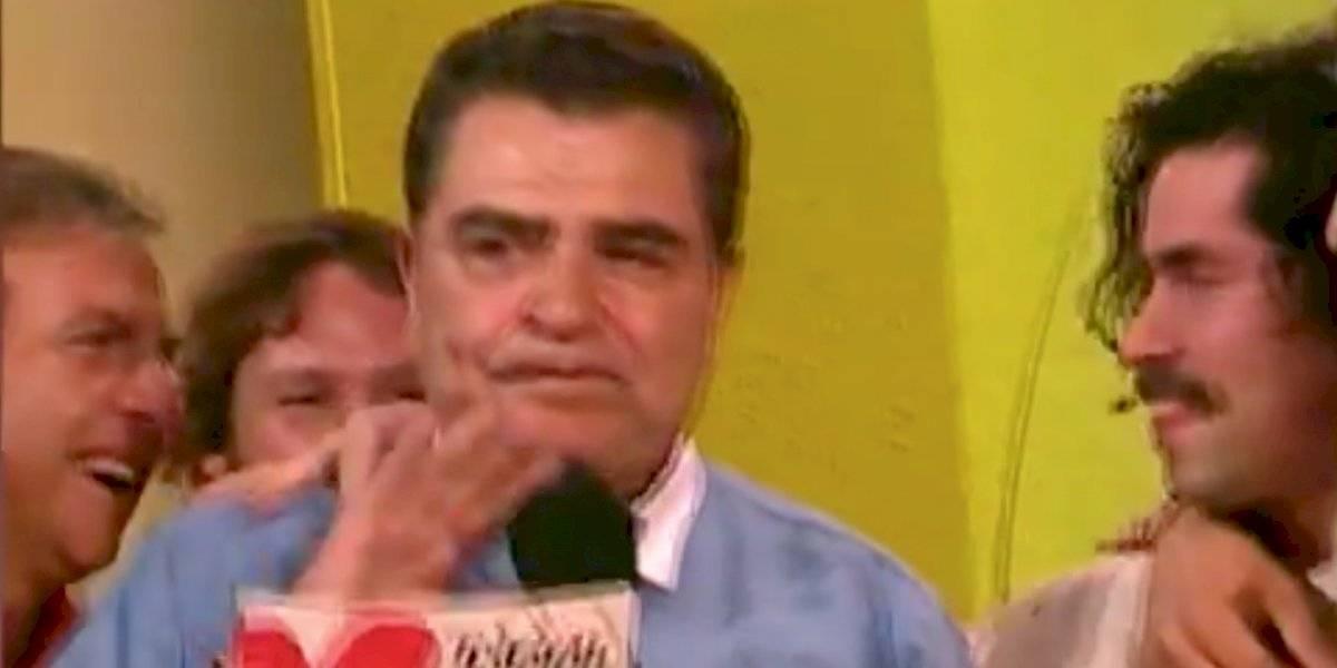El histórico caso de Sebastián Demangel volvió a emocionar a Don Francisco en la Teletón