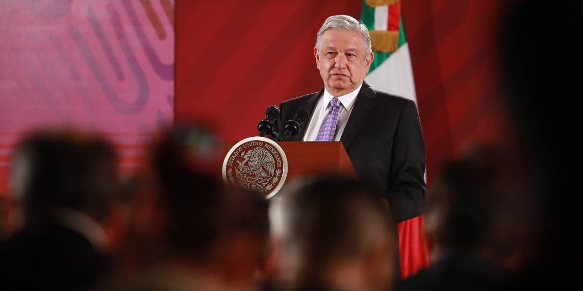 """Parámetros de calificadoras ya no son la Biblia para México"": AMLO"