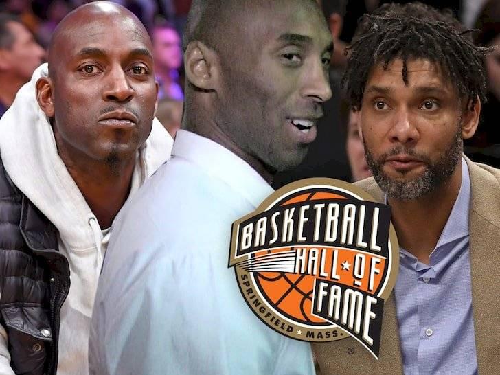 Kobe Bryant irá al Salon de la Fama del Basquetbol