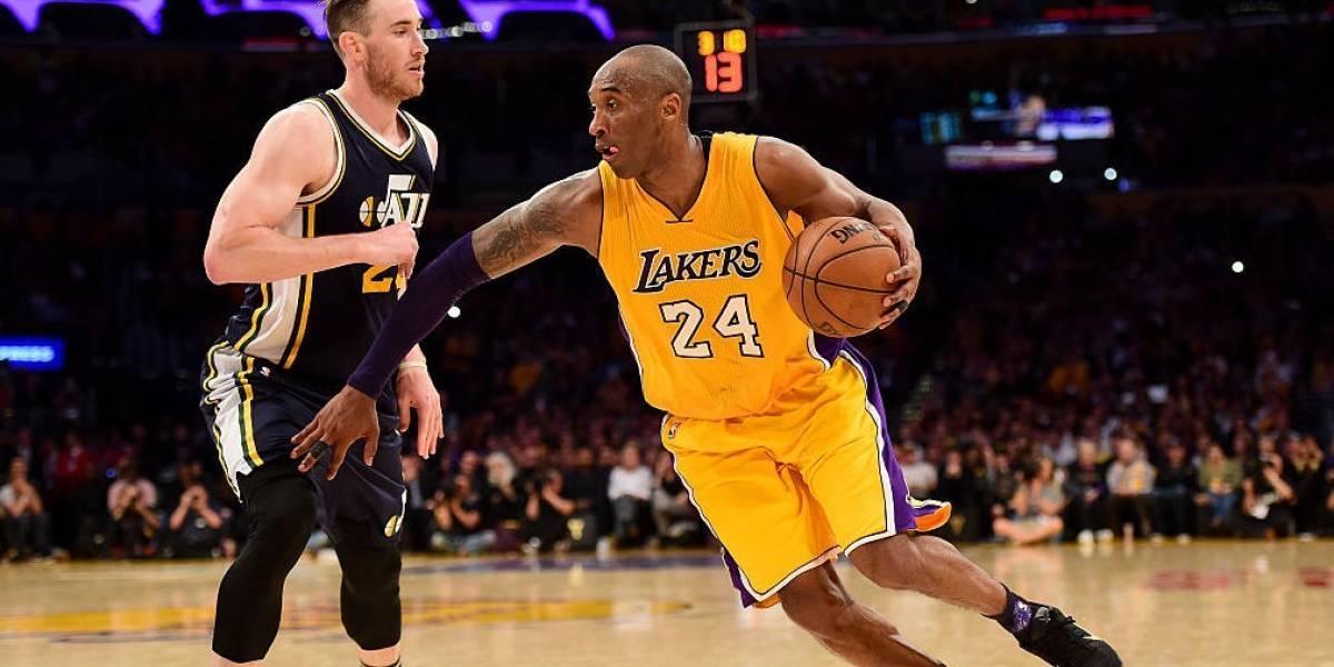 Kobe Bryant ingresa al Salón de la Fama del basquetbol