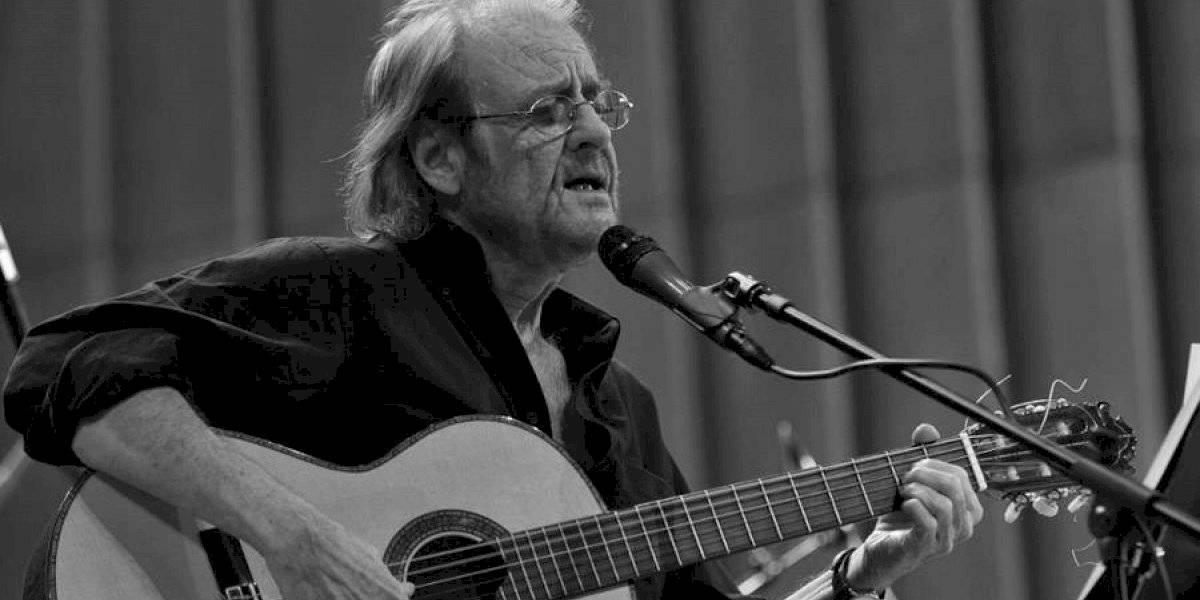 Murió el cantautor Luis Eduardo Aute, icono de la música española