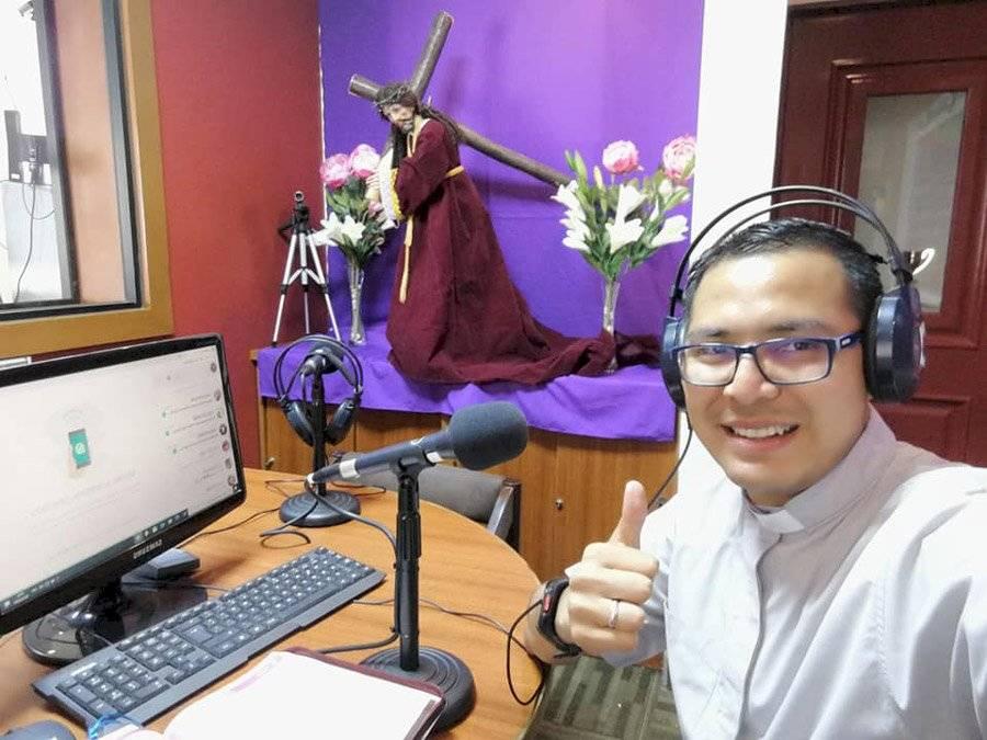 Padre Roberson Rodríguez