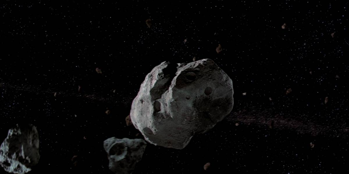 Asteroide del tamaño de un auto estuvo a menos de 3 mil kilómetros de la Tierra
