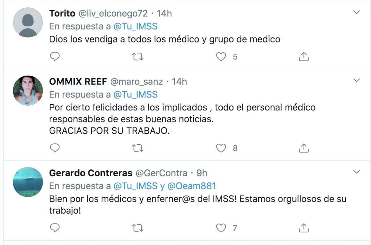 Entre aplausos despiden a paciente que se curó de coronavirus en Aguascalientes