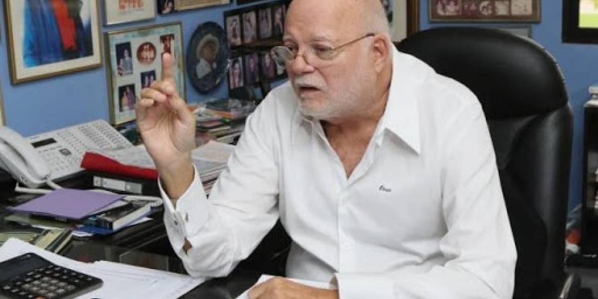 Falleció Omar Quintana expresidente de Emelec en Guayaquil