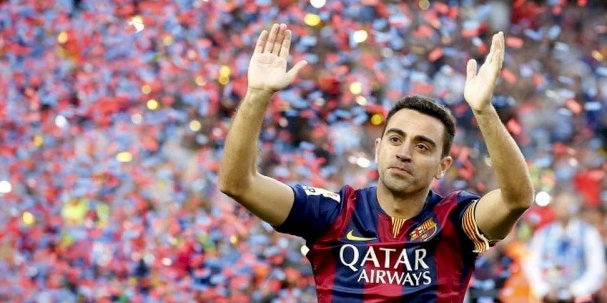 """Xavi Hernández: """"Las tres Champions del Madrid fueron por suerte"""""""
