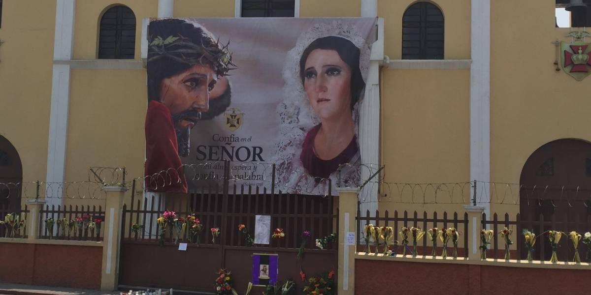 Un Domingo de Ramos inusual en Guatemala, pero cargado de fe y devoción