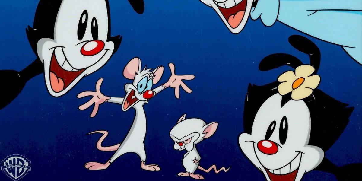 Animaniacs vuelve con Pinky y Cerebro, así lo confirman sus actores de voz