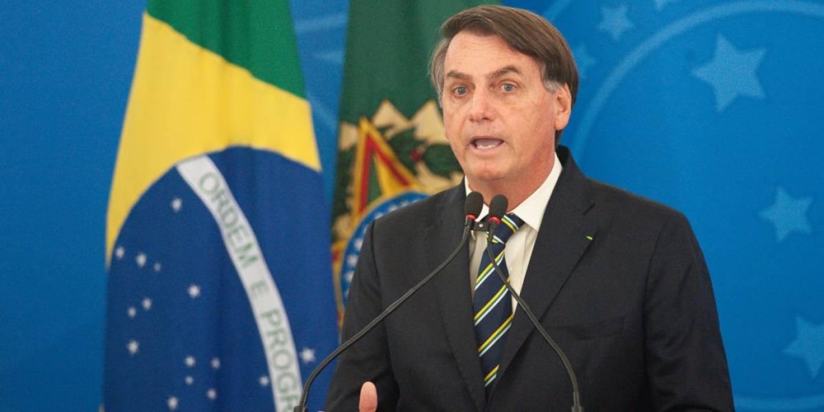 Caos en Brasil: seguidores de Bolsonaro desafiaron a la pandemia y salieron masivamente
