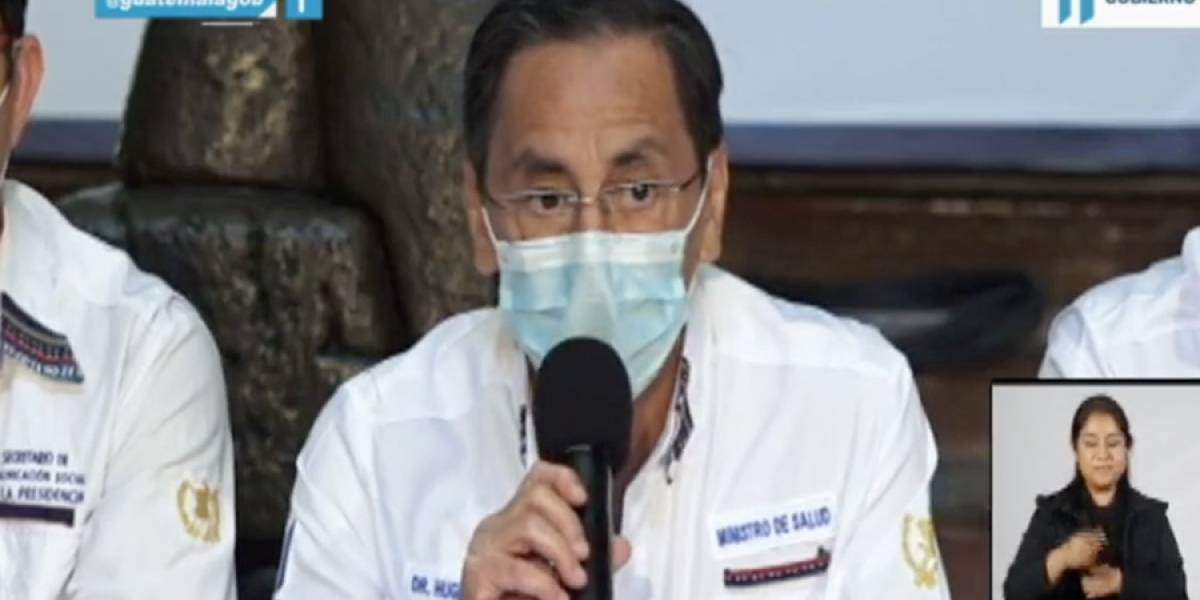 VIDEO. Covid-19: Autoridades de Salud informan de 9 casos nuevos y un fallecido