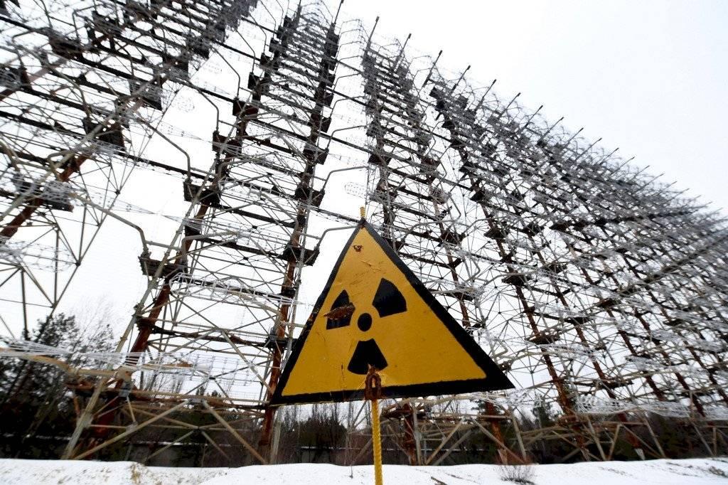 Incendio en Ucrania, cerca de Chérnobil