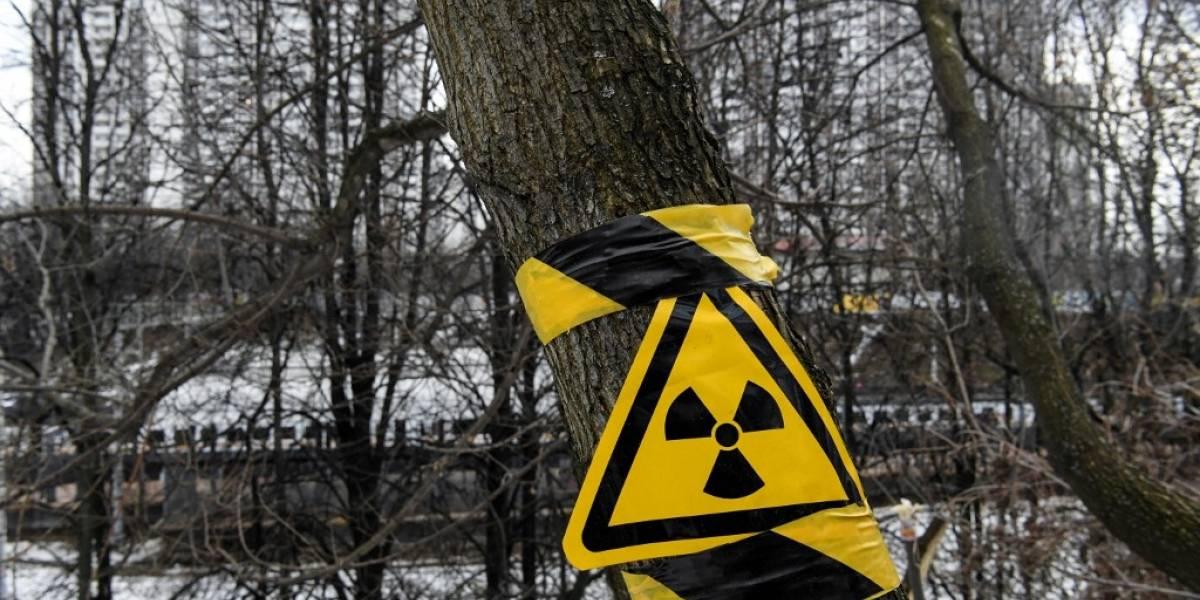 Incendio forestal cerca de Chernóbil provoca incremento de radioactividad